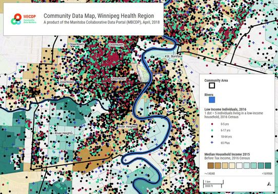 Manitoba Collaborative Data Portal - Blog